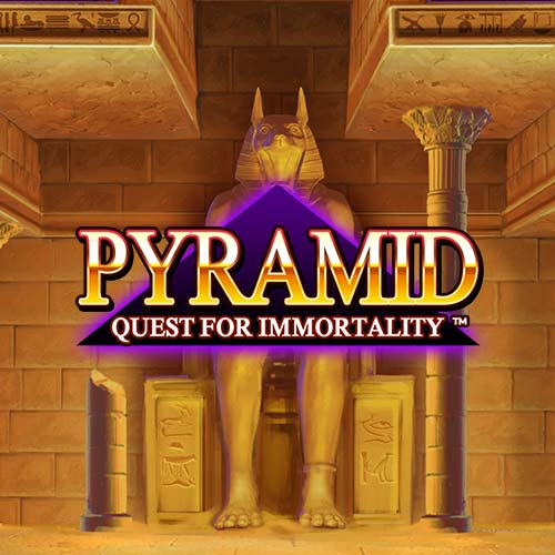 Ny NetEnt Spilleautomat – Pyramid: Quest For Immortality™