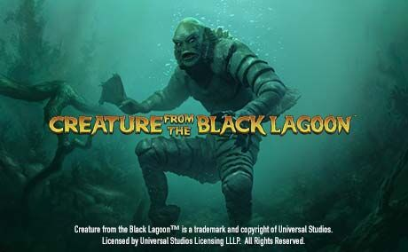 Spilleautomaten Creature from the Black Lagoon av NetEnt