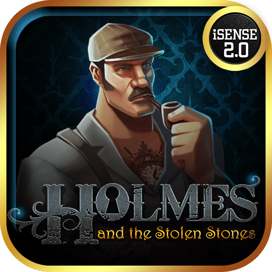 Holmes and The Stolen Stones Spilleautomat av Yggdrasil Gaming